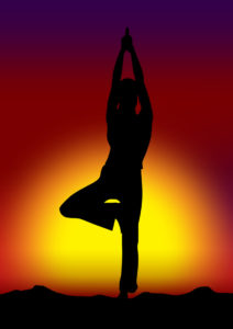 Yoga For A Healthy Life - Image