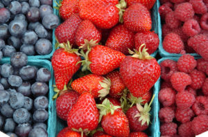 Foods Can Reduce Anxiety - Berries