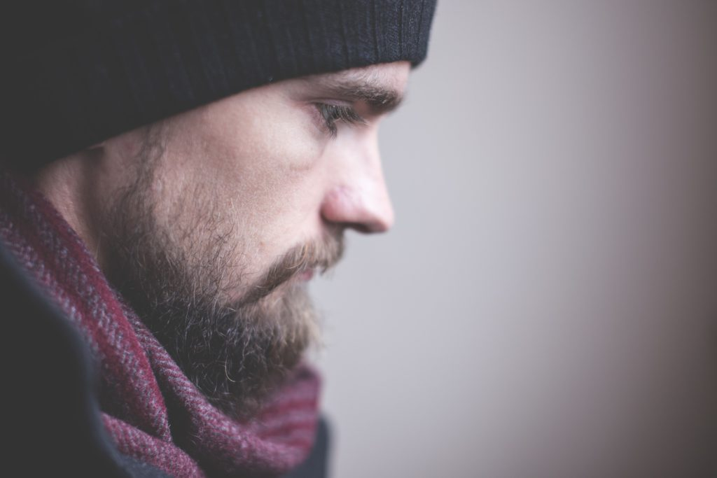 Men and Anxiety - Header Image