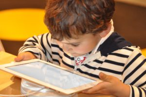 young-child-technology